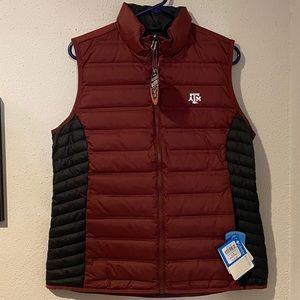 Texas A&M Columbia Reversible Vest